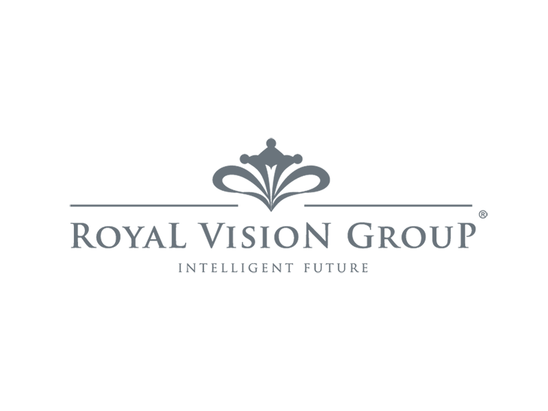 Royal vision group logo