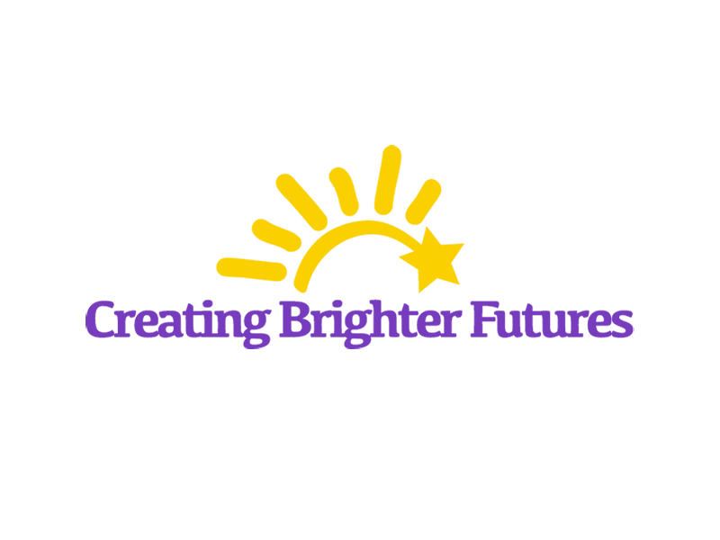 creating brighter futures - Logo, Siglă, Marcă