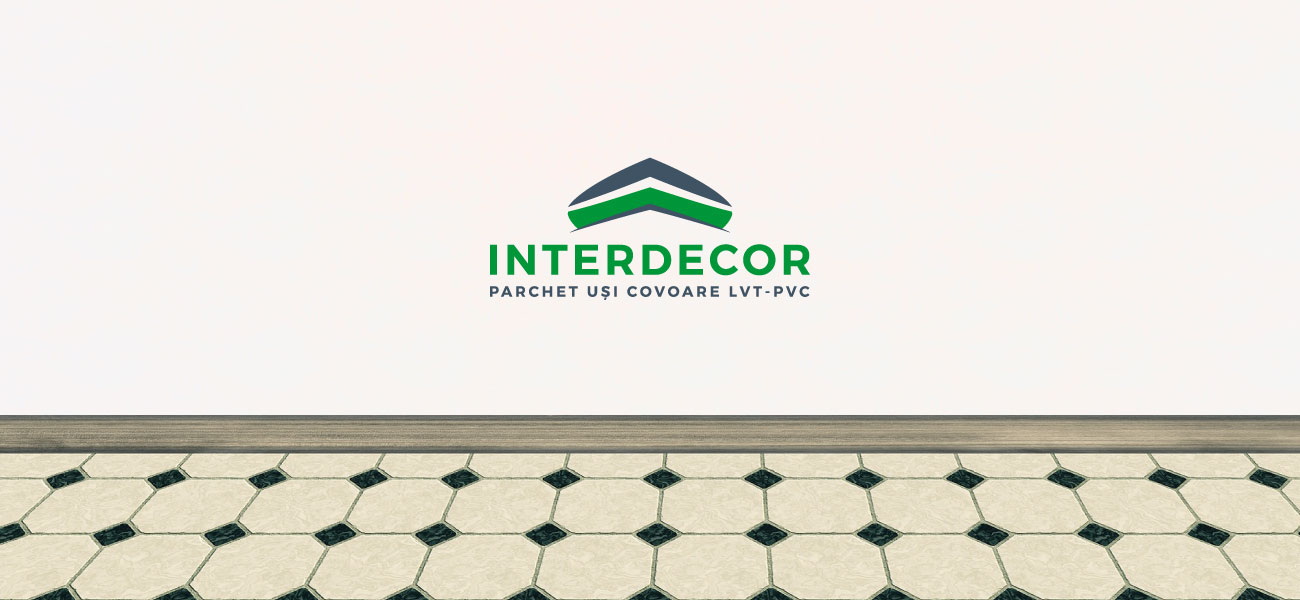 interdecor parchet usi covoare logo